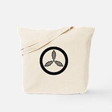 Tosa oak in circle Tote Bag