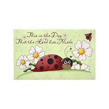 Ladybug 3'x5' Area Rug