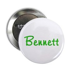 Bennett Glitter Gel Button