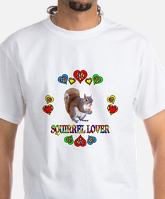 Squirrel Lover Shirt
