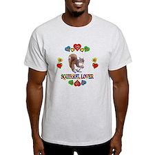 Squirrel Lover T-Shirt