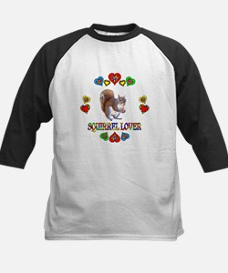 Squirrel Lover Tee