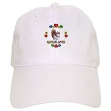 Squirrel Lover Baseball Cap