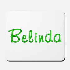 Belinda Glitter Gel Mousepad