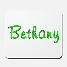 Bethany Glitter Gel Mousepad