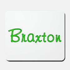 Braxton Glitter Gel Mousepad
