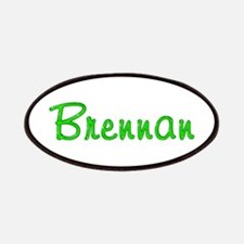 Brennan Glitter Gel Patch
