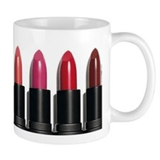 Lipsticks Small Mug