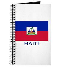 Haiti Flag Gear Journal