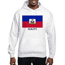Haiti Flag Gear Hoodie