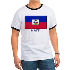 Haiti Flag Gear T
