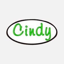 Cindy Glitter Gel Patch