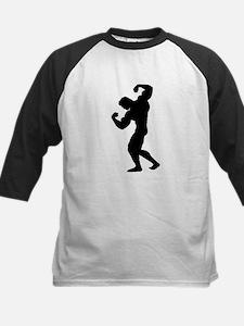 BODYBUILDER Kids Baseball Jersey