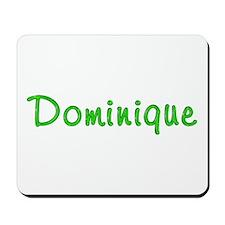 Dominique Glitter Gel Mousepad