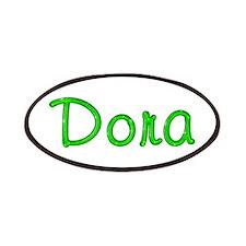 Dora Glitter Gel Patch