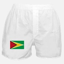 Guyana Flag Picture Boxer Shorts