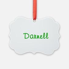 Darnell Glitter Gel Ornament