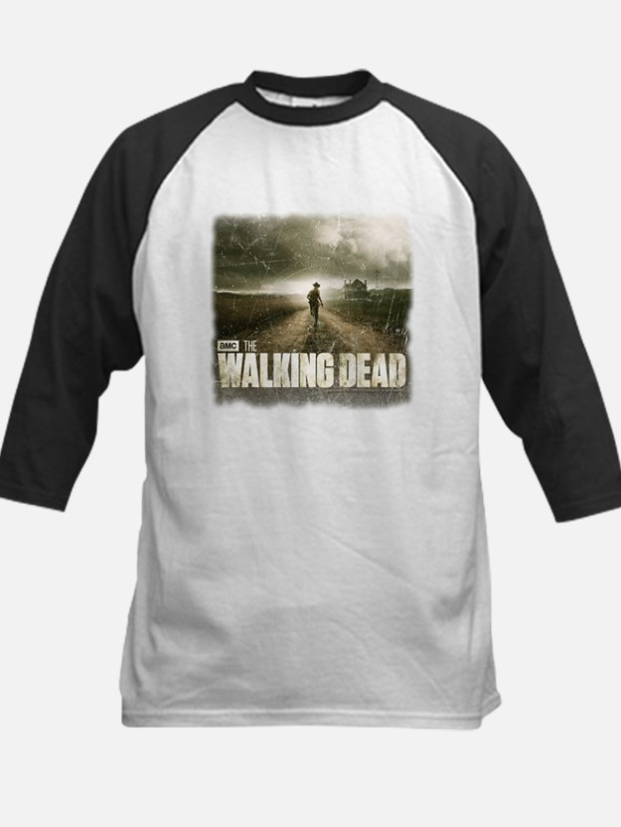 The Walking Dead Farm Kids Baseball Jersey
