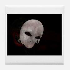 The Mask Tile Coaster