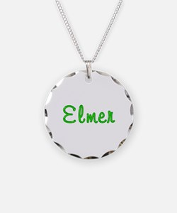 Elmer Glitter Gel Necklace
