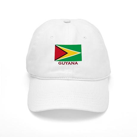 Guyana Flag Gear Cap