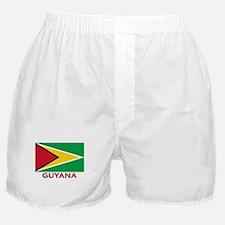 Guyana Flag Gear Boxer Shorts