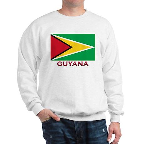 Guyana Flag Gear Sweatshirt