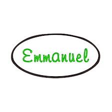 Emmanuel Glitter Gel Patch