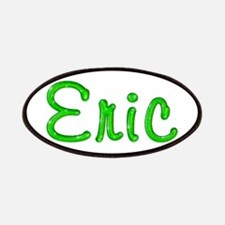 Eric Glitter Gel Patch
