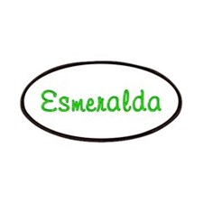 Esmeralda Glitter Gel Patch