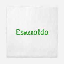 Esmeralda Glitter Gel Queen Duvet