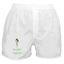 Thats not mistletoe Boxer Shorts