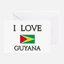 Viva Guyana Greeting Cards (Pk of 10)