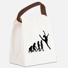 Evolution of Dance Canvas Lunch Bag