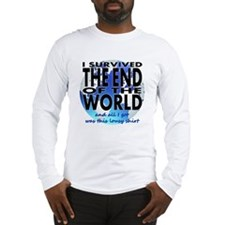 End of the world Long Sleeve T-Shirt