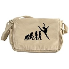 Evolution of Dance Messenger Bag