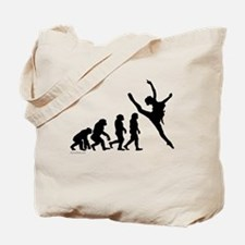 Evolution of Dance Tote Bag