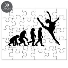 Evolution of Dance Puzzle