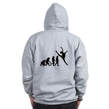 Evolution of Dance Zip Hoodie
