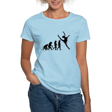 Evolution of Dance Women's Light T-Shirt