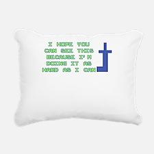 MooninitesDesign.png Rectangular Canvas Pillow