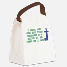 MooninitesDesign.png Canvas Lunch Bag