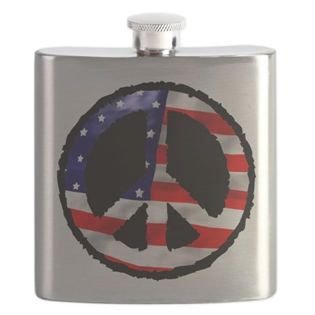 PeaceDesign.png Flask