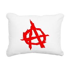 AnarchyDesign.png Rectangular Canvas Pillow