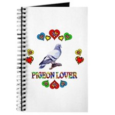 Pigeon Lover Journal