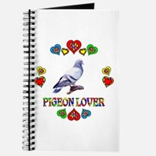Pigeon Lover Journal