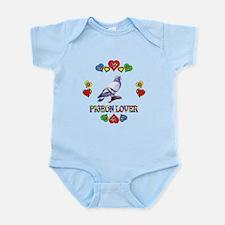 Pigeon Lover Infant Bodysuit