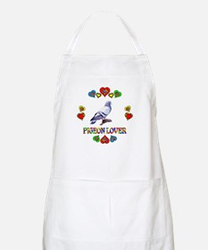 Pigeon Lover Apron