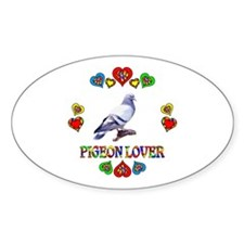 Pigeon Lover Decal