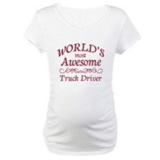Awesome Truck Driver Shirt